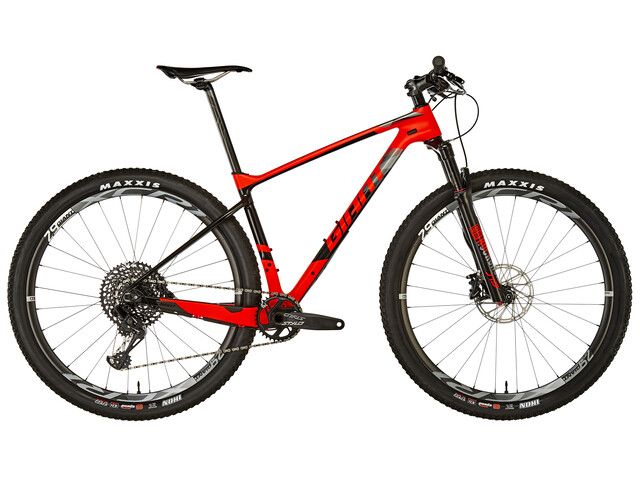 "Giant XTC Advanced 1 29"" Neon Red"